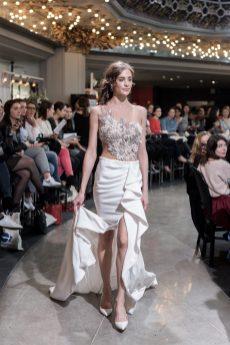 Look 45 - Robe Lily, Idan Cohen 6985€ Chez Maria Luisa Mariage au Printemps