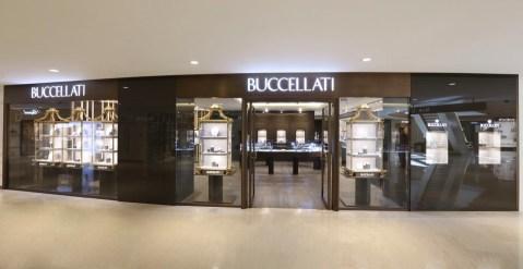 3 Plaza66 Shanghai_Buccellati' Boutique_extern
