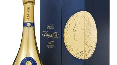 Une édition Limitée «Louis d'Or»pour les 180 ans de la Maison de Venoge
