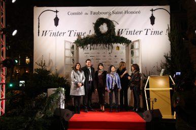 Comité du Faubourg Saint-Honoré - Wintertime 2017 17