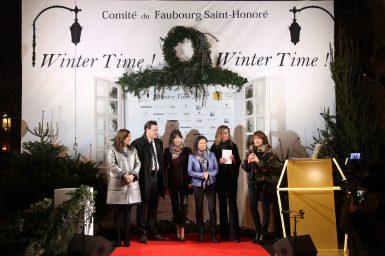 Comité du Faubourg Saint-Honoré - Wintertime 2017 18