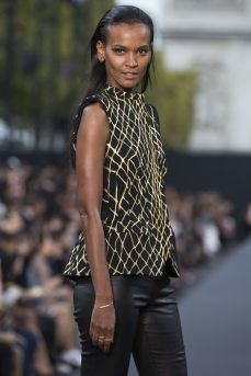 Liya Kebede wearing Ice Cube Collection (2)