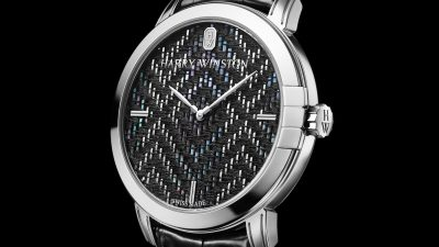 Harry Winston Timepieces | Midnight Precious Weaving