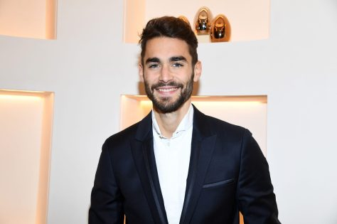 PARIS, FRANCE - NOVEMBER 23: Nicolas Simoes attends Christofle Saint-Honore Boutique Opening on November 23, 2017 in Paris, France. (Photo by Pascal Le Segretain/Getty Images for Christofle) *** Local Caption *** Nicolas Simoes
