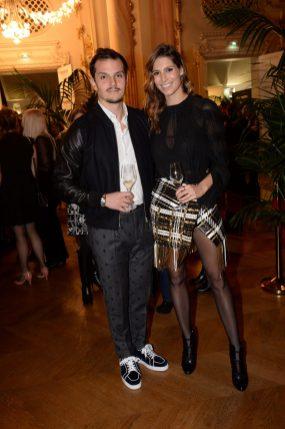 Laury Thilleman et Juan Arbelaez (1)