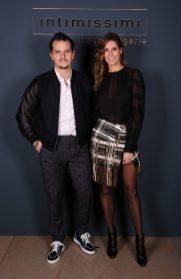 Laury Thilleman et Juan Arbelaez