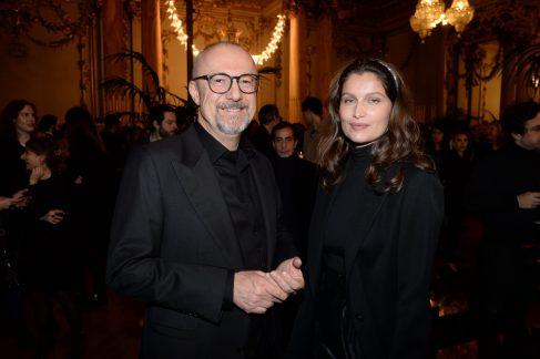 Leatitia Casta et Sandro Veronesi (2)