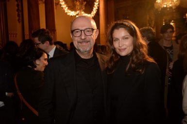Leatitia Casta et Sandro Veronesi (6)