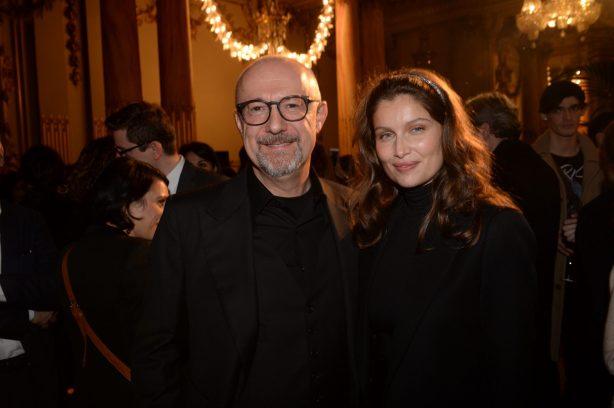 Leatitia Casta et Sandro Veronesi (7)