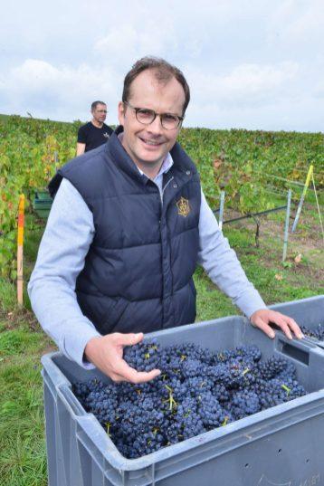 Vendanges Veuve Clicquot - photo Michel Jolyot (219)
