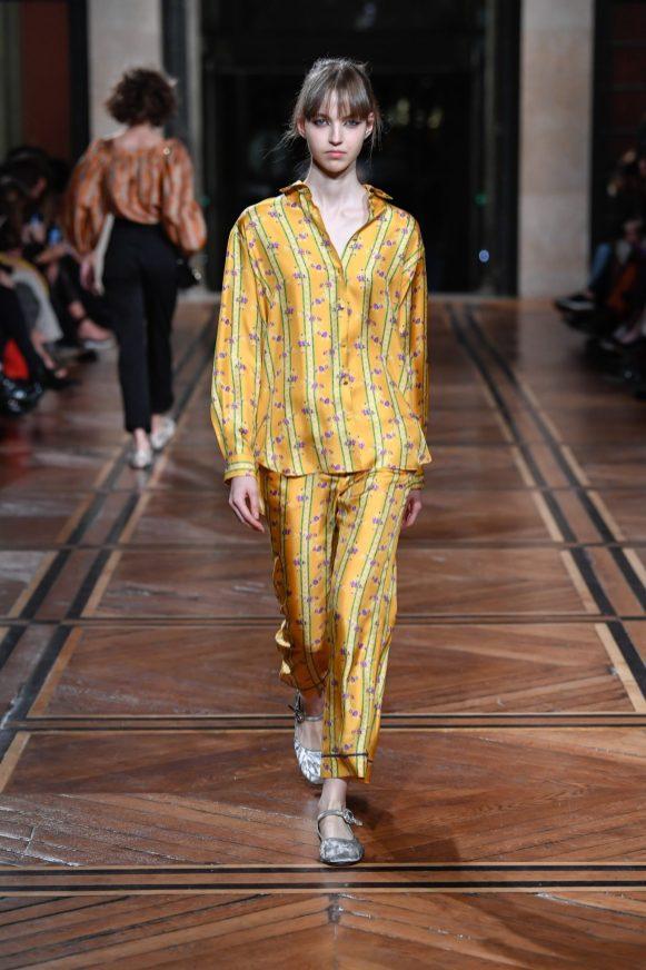 Paul & Joe Womenswear summer 2018 prêt à porter Paris