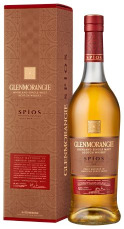 Glenmorangie Private Edition 9 Spios_Bottle and Pack on transparent background copie