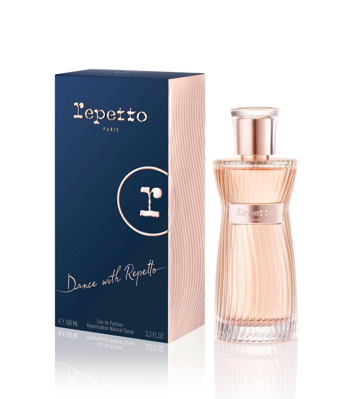 Dance With Repetto Le Nouveau Parfum Repetto Luxsure
