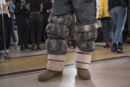 Cuissardes Y/Project UGG : le BUZZ