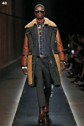 Dsquared2 Milan Fashion Week Men Fall Winter 2018-19 Milan January 2018