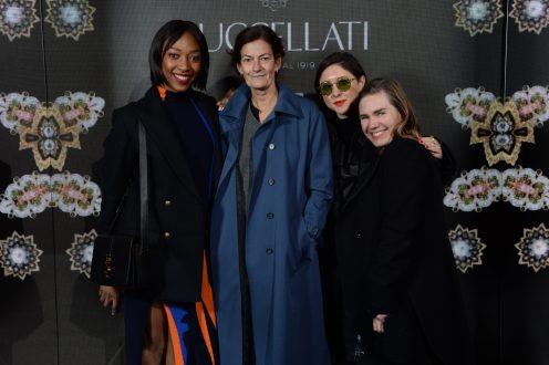 Vanessa Kingori;Venetia Scott; Deena;Susannah Coe