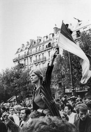 Marianne Mai 68 : Caroline de Bendern