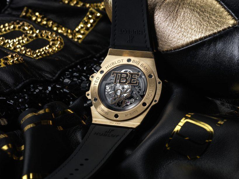Big Bang Unico TMT Yellow Gold Jewellery