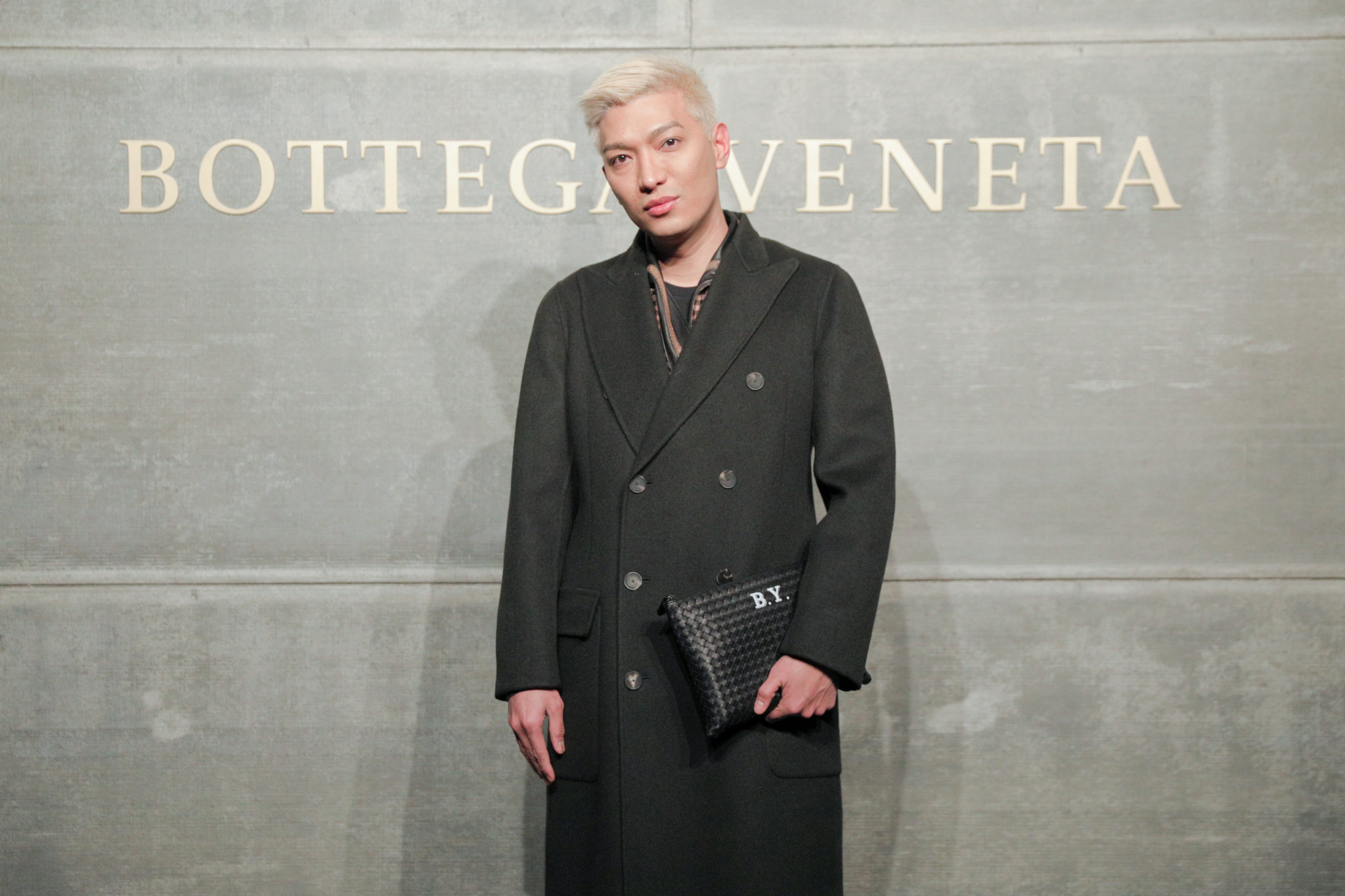 Bryanboy, At the Bottega Veneta Fall Winter 2018 show at the American Stock Exchange in New York City