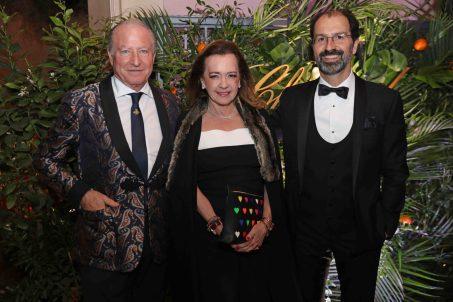 Caroline Scheufele, Patririo Stella, Alberto Morillas
