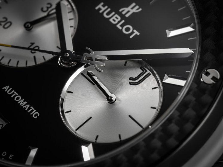 Classic Fusion Chronograph Juventus-16