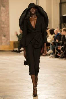 Look 7 JACQUEMUS FW18 A