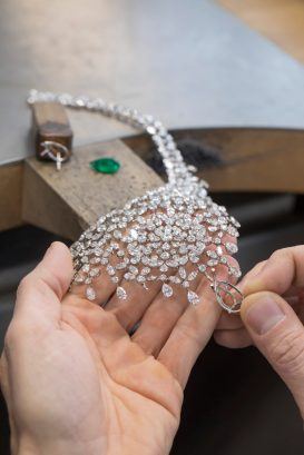 Making of Precious Chopard Collection (2)