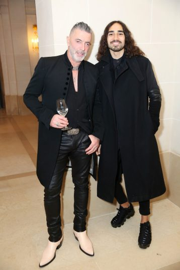 ETIENNE RUSSO & WILLY CARTIER