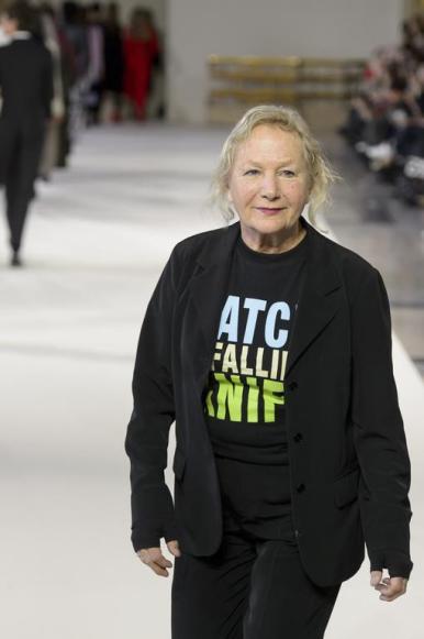 Agnès B. La cohérence des luttes