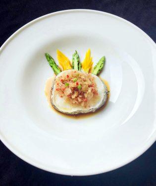 冬菜蒸鳕鱼 Steamed Cod Fish with Sichuan Preserved Vegetables
