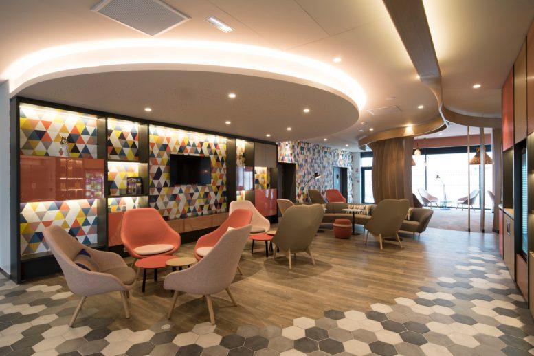Holiday Inn Express Paris CDG Airport (5)