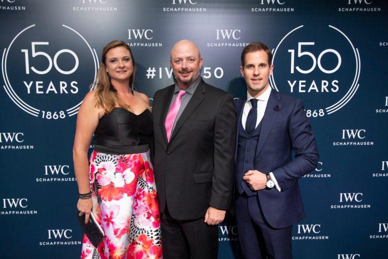 IWC 150 Years_Faith and Joe Strickland