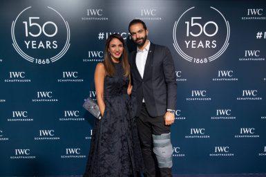 IWC 150 Years_Rania Kfoury_Ayman Fakoussa