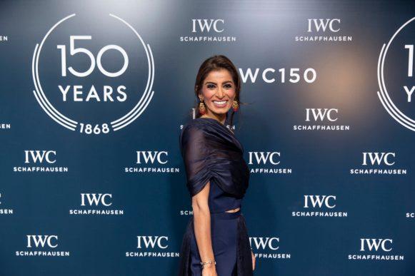 IWC 150 Years_Rosemin Manji