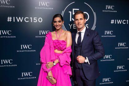 IWC 150 Years_Sonam Kapoor_Christoph Grainger-Herr 2