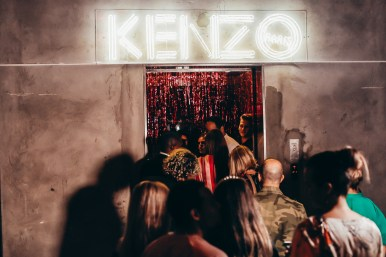 KENZO Spring Sumer Party 47