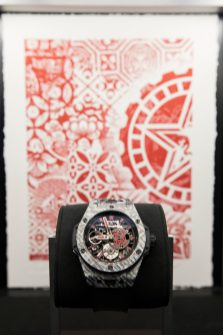 Big Bang Meca-10 Shepard Fairey_grey