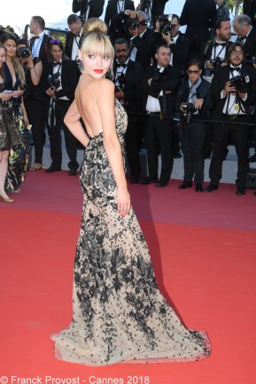 Cannes - Pauline-baly-franck-provost-galia-lahav-may 11th