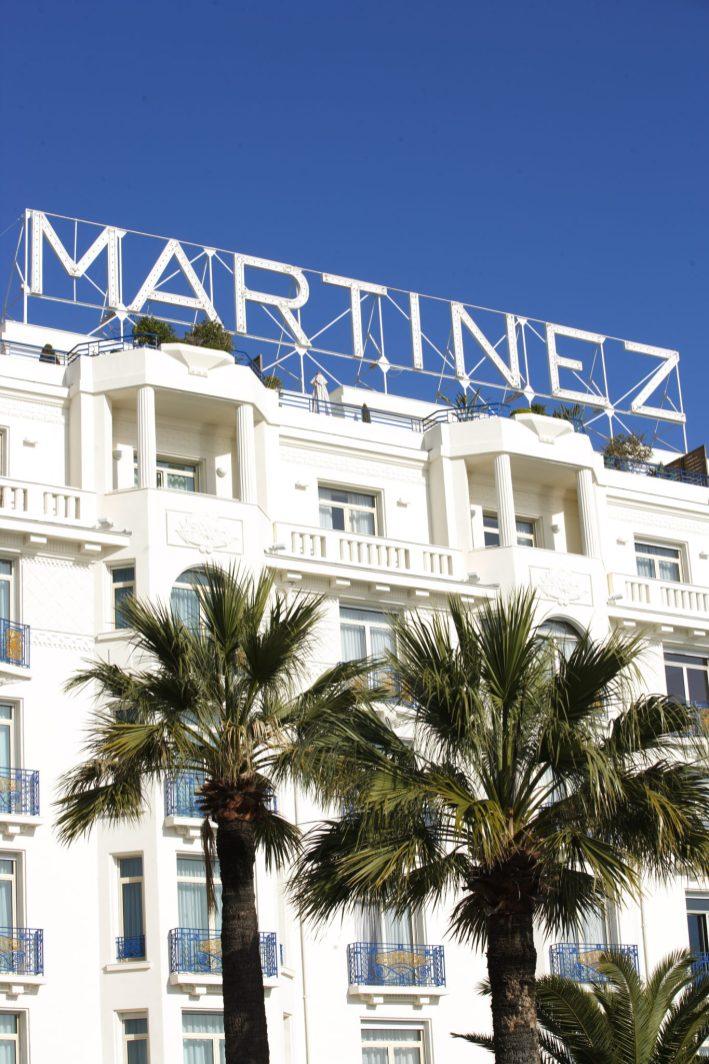 Grand Hyatt Cannes Hotel Martinez Front © Jerome Kelagopian (2)