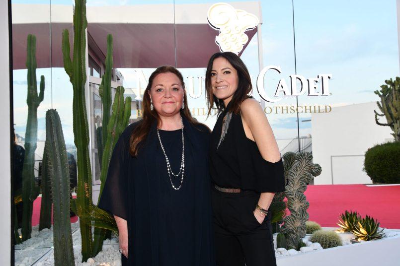 MADAME CAMILLE SEREYS DE ROTHSCHILD & KEREN ANN