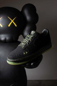 Nike x KAWS, Air Force I Lo, 2008 ©Artcurial
