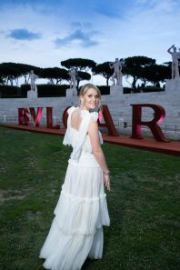 Lady Kitty SPENCER.. Bulgari Brand Event High Jewerly. Wild Pop. Rome . Italy 06/2018 © david atlan