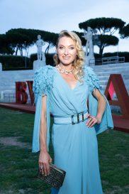 Lilly zu SAYN WITTGENSTEIN BERLEBURG.. Bulgari Brand Event High Jewerly. Wild Pop. Rome . Italy 06/2018 © david atlan