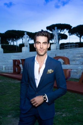 Jon KORTAJARENA.. Bulgari Brand Event High Jewerly. Wild Pop. Rome . Italy 06/2018 © david atlan