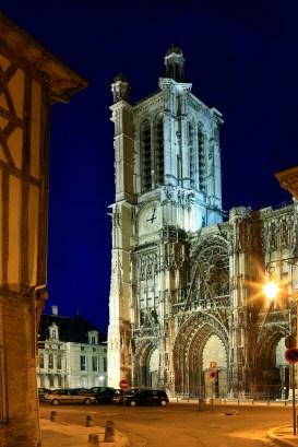 Cathédrale Saint Pierre Saint -Paul © D. le Névé - OT Grand Troyes