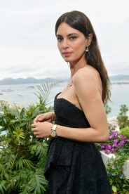 CANNES, FRANCE - MAY 13: Catrinel Marlon attends the ladies luncheon announcing the new partnership between Chopard and the Naked Heart Foundation at Hotel Martinez on May 13, 2018 in Cannes, France. (Photo by Emma McIntyre/Getty Images)