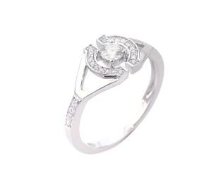 Gringoire Joaillier - Les Romantiques - serties diamants profil - BB1725BTS-1