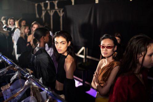 Istituto Marangoni Fashion show june 2018