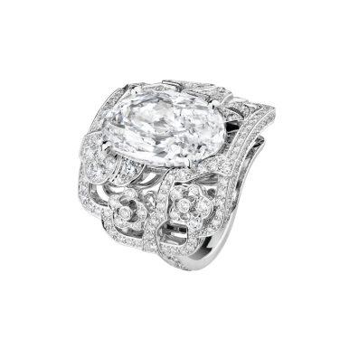 Bague Fleur de Diamant J63216