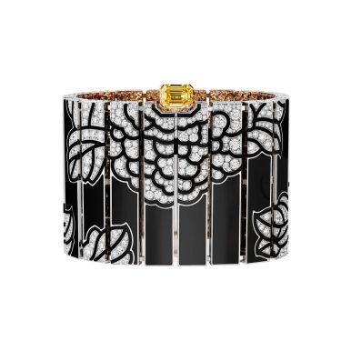 Bracelet Floral Verso J63332